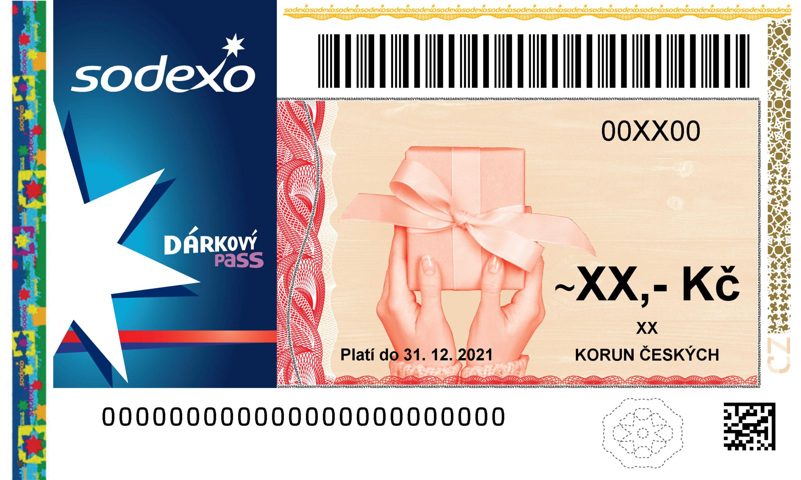Dárkový Pass 2020